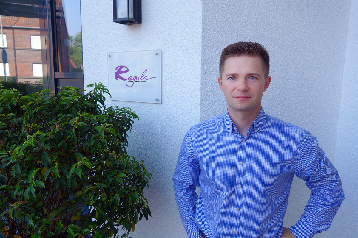 Regula Opens a New Office in Germany