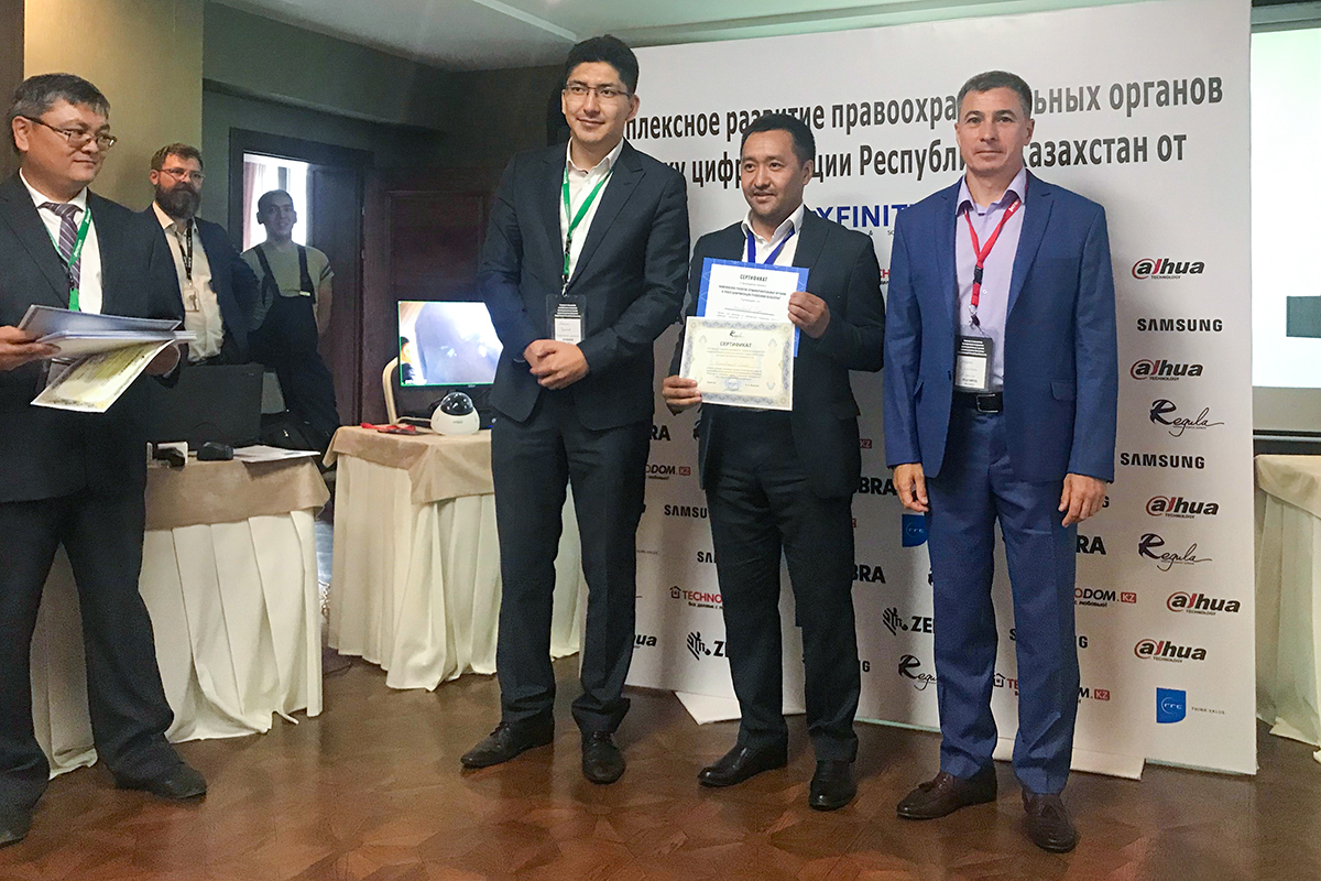 Regula presents its expert solutions in Almaty, Kazakhstan