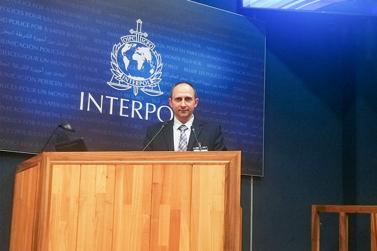 Regula at INTERPOL Conference on Counterfeit Currency