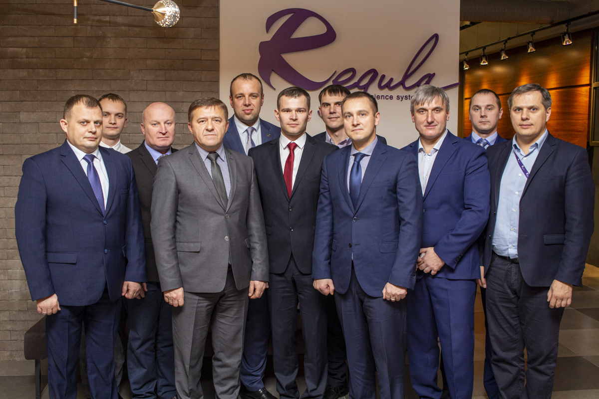 Delegation of State Border Guard of Latvia visited Regula office in Minsk