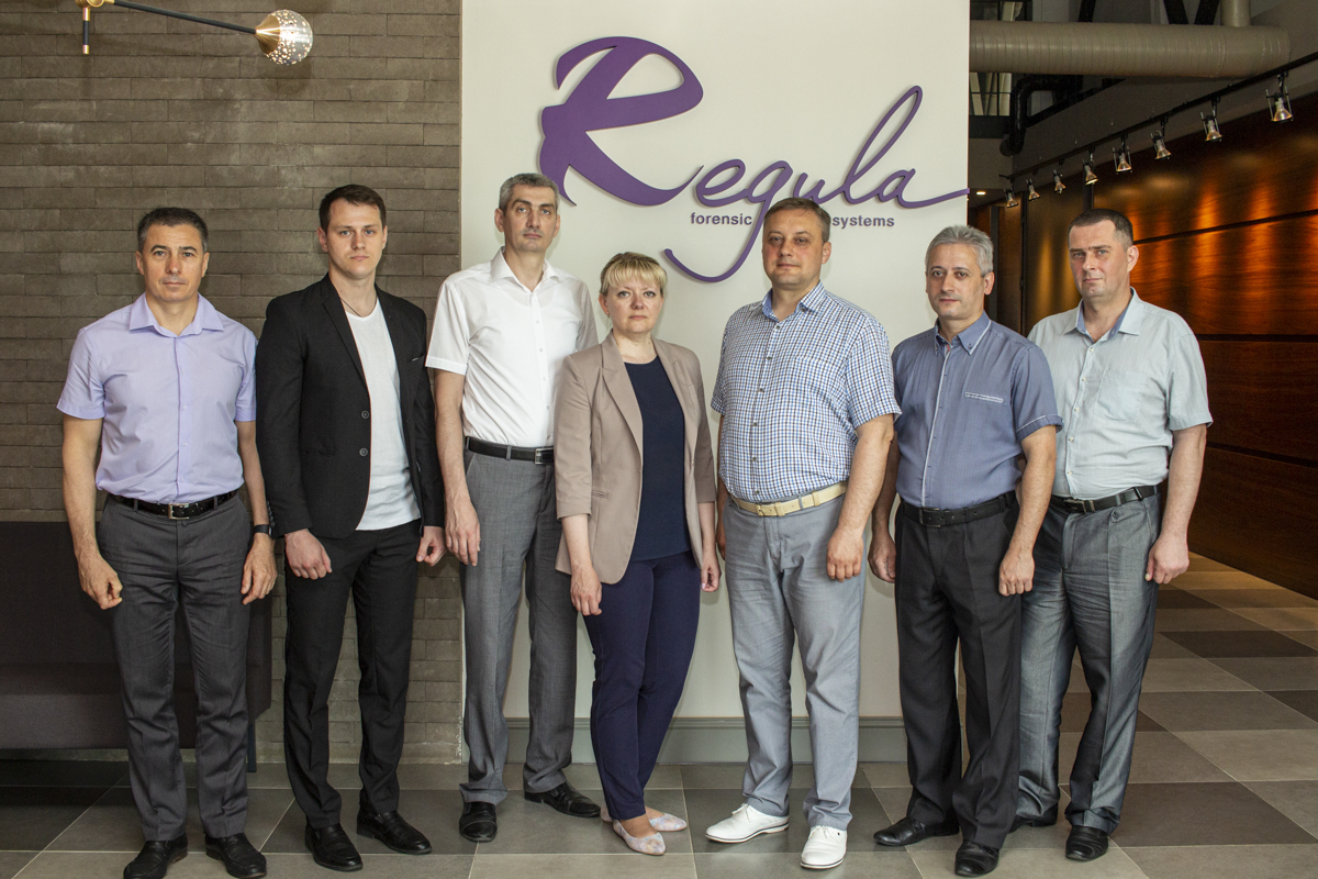 State Border Committee of the Republic of Belarus took part in Regula specialized training